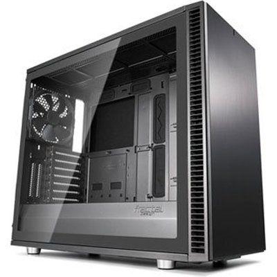Fractal Design Fractal Define S2 Grey Tempered Glass Midi PC Gaming Case