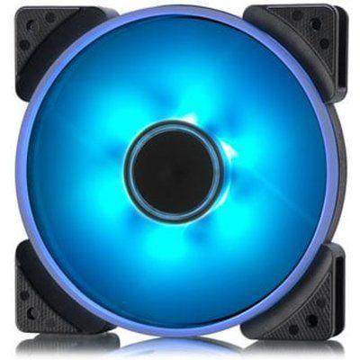 Fractal Design 120mm Blue LED Prisma SL-12 3-pin DC PC Cooling Fan