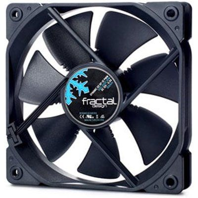 Fractal Design Dynamic X2 120mm PWM PC Case Fan