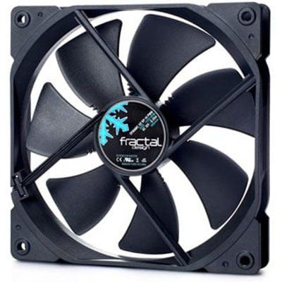 Fractal Design Dynamic X2 140mm PWM PC Case Fan