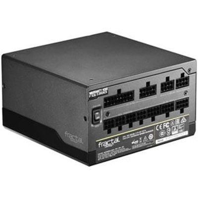 Fractal Design ION+ 760P 760 Watt Fully Modular Platinum PSU/Power Supply