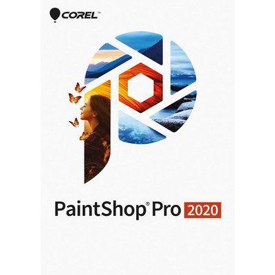 Corel PaintShop Pro 2020 Mini Box