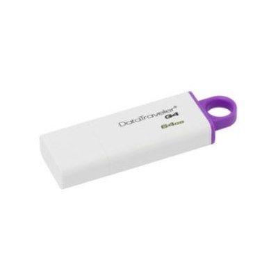 Kingston DataTraveler G4 64GB USB 3.0 Flash Drive