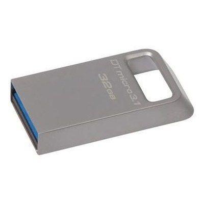 Kingston DataTravelerMicro 32GB USB 3.1/3.0 Flash Drive