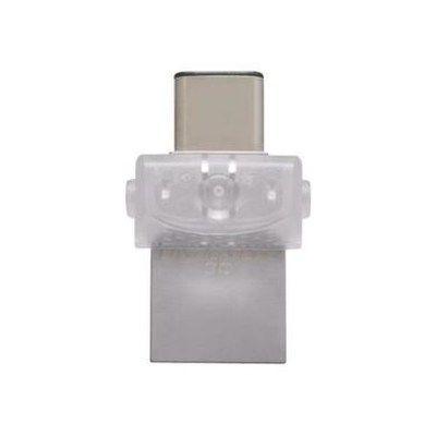 Kingston DataTraveler MicroDuo 32GB USB Type C Flash Drive