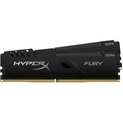 HyperX Fury Black Memory 32 Gb Kit(2 x 16 Gb) 3200MHz DDR4 CL16 Dimm