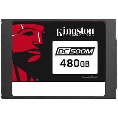 Kingston Technology Kingston Data Centre DC500M 480GB Enterprise Solid-State Drive