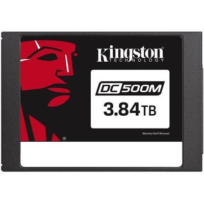 Kingston Technology Kingston Data Centre DC500M 3840GB Enterprise Solid-State Drive