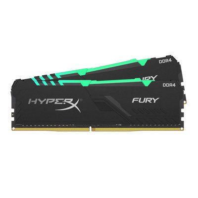 HyperX D4 D 3000 16g 2x8 Kit Fury Rgb