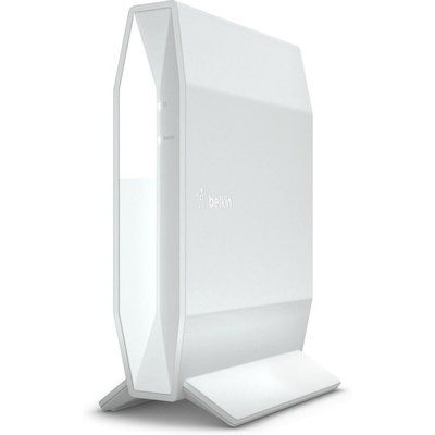 BELKIN RT3200-UK WiFi 6 Cable & Fibre Router - AX 3200, Dual-band