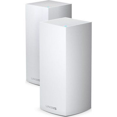 Linksys Velop MX8400 Whole Home WiFi System - Twin Pack
