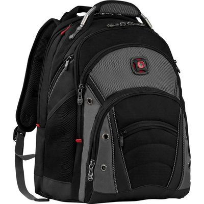 "WENGER Swissgear Synergy 16"" Laptop Backpack - Grey"