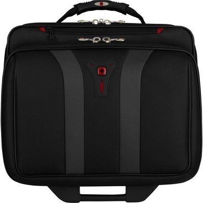 "WENGER Granada 17"" Laptop Case - Black & Grey"