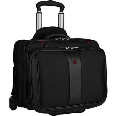WENGER Patriot Comp-U-Roller Laptop Case - Black