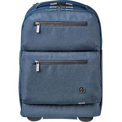 """WENGER CityPatrol 16"""" Laptop Backpack - Blue"""
