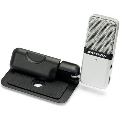 SAMSON Go Mic USB Microphone - Silver