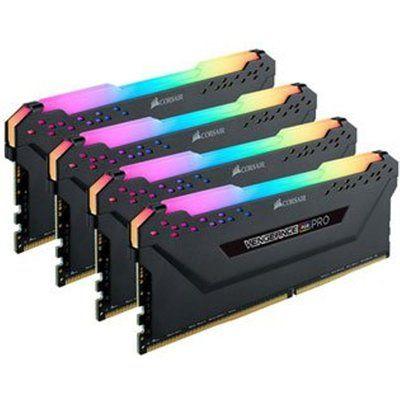 Corsair Vengeance RGB PRO Black 64GB 3000MHz DDR4 Memory Kit