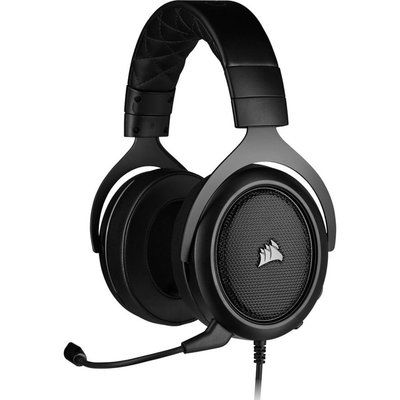 Corsair HS50 PRO STEREO 2.0 Gaming Headset - Black