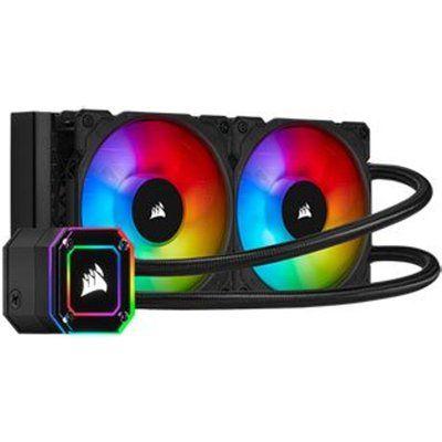 Corsair 240mm H100i ELITE CAPELLIX RGB Intel/AMD CPU Liquid Cooler