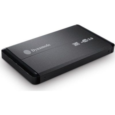 Dynamode USB3-HD2.5S-SH3 Hard Drive Enclosure - Black