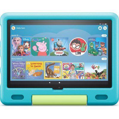 """Amazon Fire HD 10 10.1"""" Kids Tablet (2021) - 32 GB Marine"""