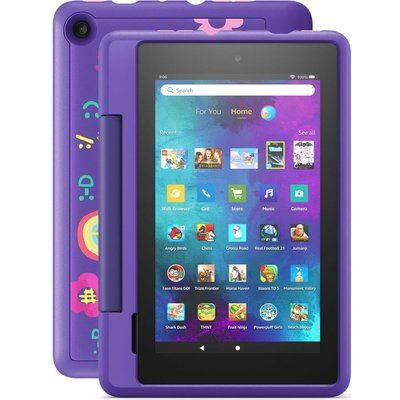 "Amazon Fire 7"" Kids Pro Tablet (2021) - 16 GB, Doodle"