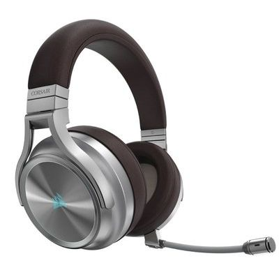 CORSAIR VIRTUOSO RGB Wireless SE High-Fidelity Gaming Headset with 7.1