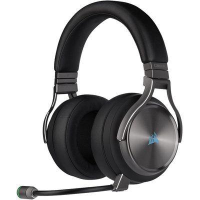 Corsair Virtuoso Special Ed. 7.1 Gunmetal Wired/Wireless RGB Gaming Headset