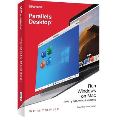 Parallels Desktop 15 for Mac - 1 year for 5 devices