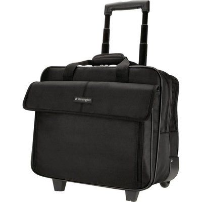 "KENSINGTON Simply Portable 15.4"" Laptop Case - Black"