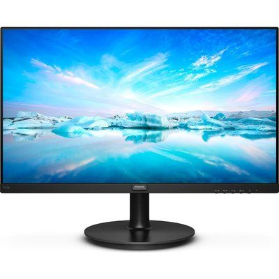 "PHILIPS 272V8A Full HD 27"" LCD Monitor - Black"