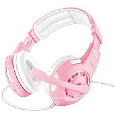 Trust GXT310P Radius Headset Pink