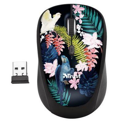 Trust Yvi Wireless Mouse - Multicoloured
