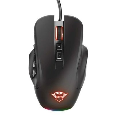 Trust GXT970 Morfix Customisable Wired Gaming Mouse