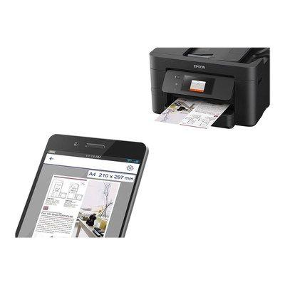 Epson WorkForce Pro A4 Multifunction Colour Inkjet Printer