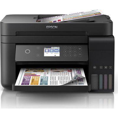 Epson EcoTank ET-3750 All-in-One Wireless Inkjet Printer