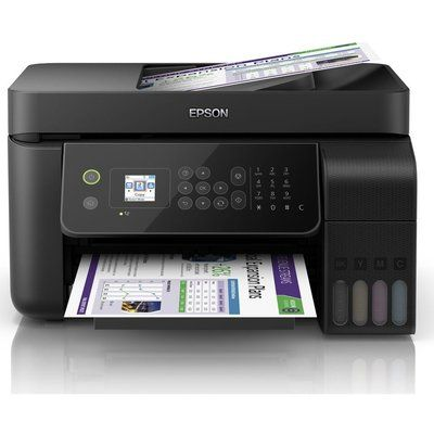 Epson EcoTank ET-4700 All-in-One Wireless Inkjet Printer with Fax