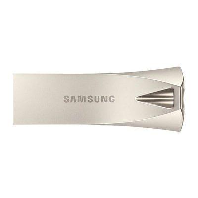 Samsung BAR Plus 64GB USB 3.0 Drive (Silver)