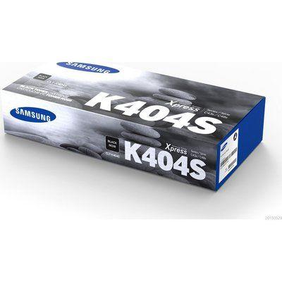 Samsung CLT-K404S Black Toner Cartridge