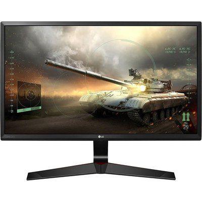 "LG 24MP59G-P Full HD 24"" IPS LCD Gaming Monitor - Black"