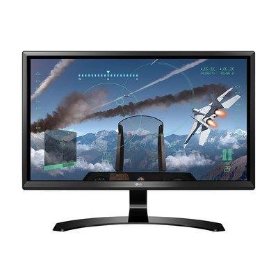 "LG 24"" 24UD58 Ultra HD 4K Freesync Gaming Monitor"