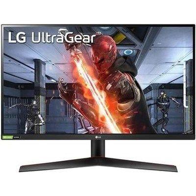 LG 27GN800-B 27 IPS QHD 144Hz Monitor