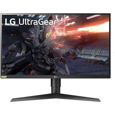 LG 27GN600-B 27 IPS Full HD 1ms 144Hz Monitor