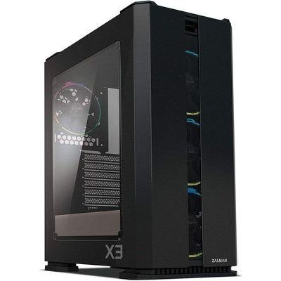 Zalman Case X3 Black