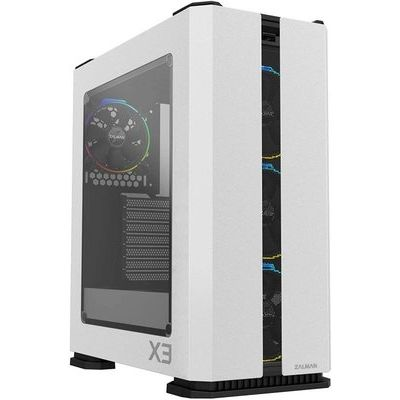Zalman X3 Top High-End Gaming ATX Mid-Tower Case
