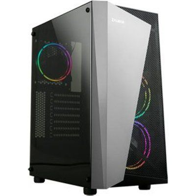 Zalman S4 Plus Windowed Mid Tower Gaming Case
