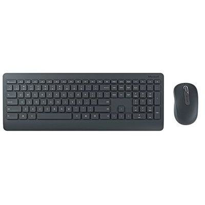 Microsoft 900 Wireless Mouse and Keyboard