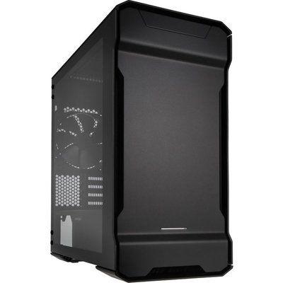 Phanteks Enthoo Evolv Mid-Tower Micro-ATX PC Case - Black