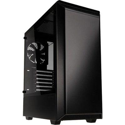 Phanteks Eclipse P300 E-ATX Midi-Tower PC Case - Black