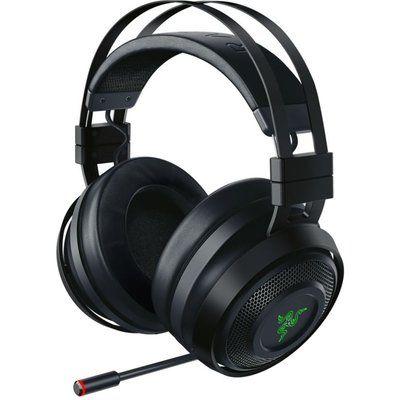 Razer Nari Ultimate Wireless 7.1 Gaming Headset - Black